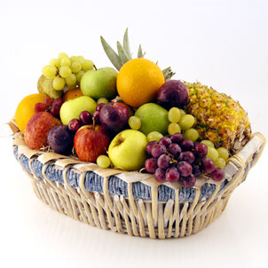 4 kg Fresh Fruit Hamper